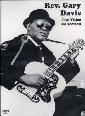 Davis Gary : Dvd Rev.Gary Davis Video Collection