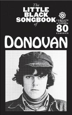 Donovan : The Little Black Songbook Of Donovan