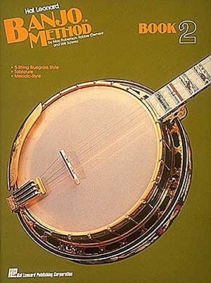 Hal Leonard Banjo Method Vol.2