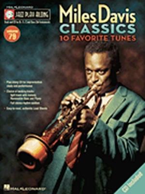 Jazz Play Along Vol.79 Miles Davis Classics