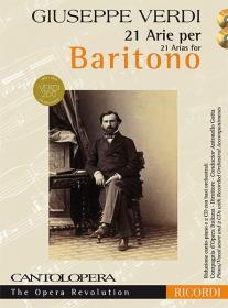 Verdi Giuseppe : Arie Per Baritono (21)