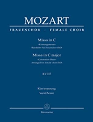 Mozart Wolfgang Amadeus : Missa C major K. 317Coronation Mass