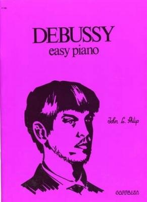 Debussy Easy Piano