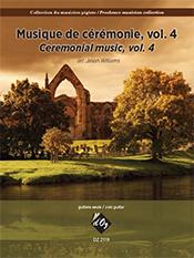 Collection Du Musicien Pigiste, Musique De Cérémonie, Vol.4