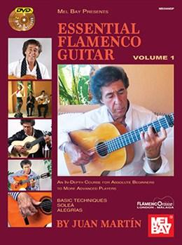 Essential Flamenco Guitar - Volume 1 (Book/2 DVDs)