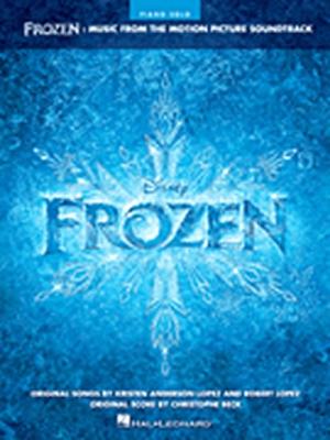 Frozen - Reine Des Neige Music From The Disney Motion Picture Soundtrack Piano Solo (La reine des neiges)