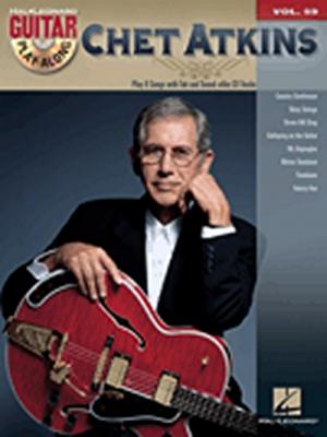Atkins Chet : Guitar Play-Along Vol.059 Chet Atkins + Cd