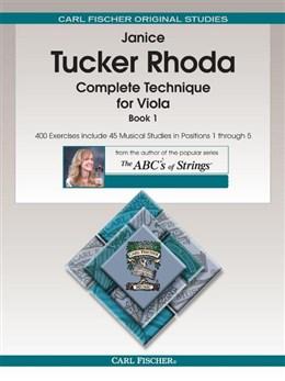Complete Technique For Viola - Book 1