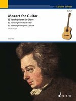 Mozart Wolfgang Amadeus : Mozart for Guitar