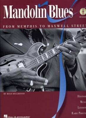 Mandolin Blues From Memphis To Maxwell Street