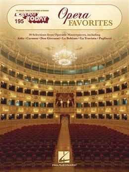 E-Z Play Today 195: Opera Favorites