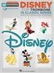 Trombone Easy Instrumental Play Along : Disney