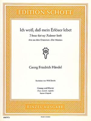 Haendel Georg Friedrich : Messiah