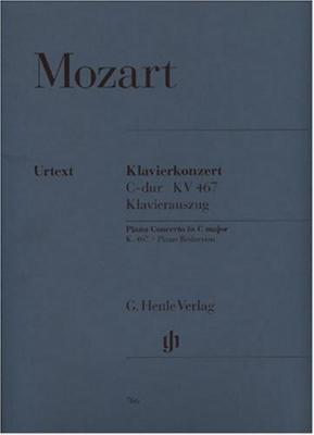 Mozart Wolfgang Amadeus : Klavierkonzert 21 C-dur KV 467