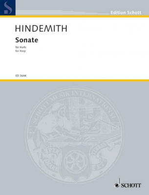 Hindemith Paul : Sonata in C