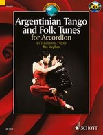 Rosser Pete / Stephen Ros : Argentinian Tango and Folk Tunes for Accordion