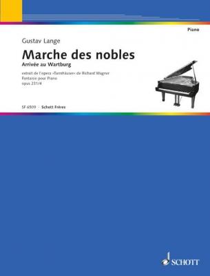 Partitions : Wagner Richard : Tannhauser Marche des Nobles ...