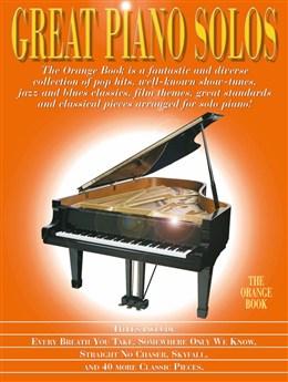 Great Piano Solos: The Orange Book