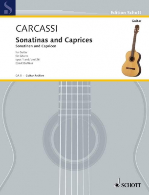 3 Sonatinen / Sechs Capricen (Urtext) Op. 1 Und 26