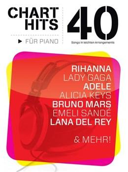 40 Chart-Hits Für Piano: In Leichten Arrangements