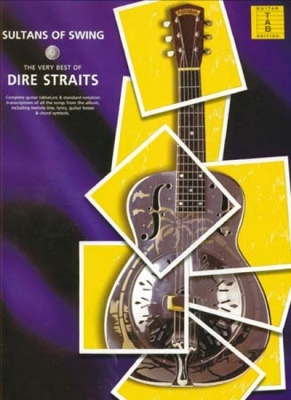 Dire Straits : Dire Straits Best Of Sultans Of Swing Tab