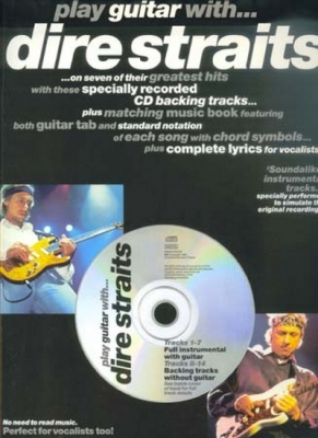 Dire Straits : Dire Straits Play Guitar With Cd Tab