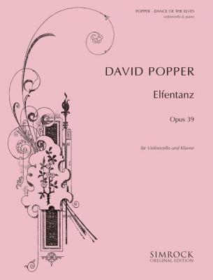 Popper David : Dance of the Elves op. 39
