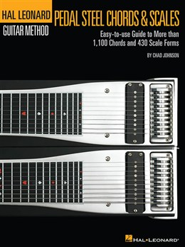 Pedal Steel Guitar Chords And Scales
