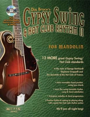Gypsy Swing And Hot Club Rhythm II