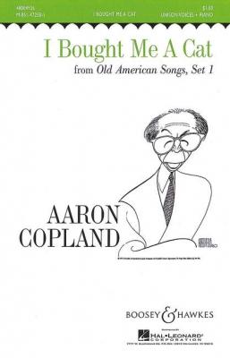 Copland Aaron : Old American Songs I