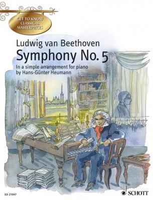 Beethoven Ludwig Van : Symphony #5 C minor
