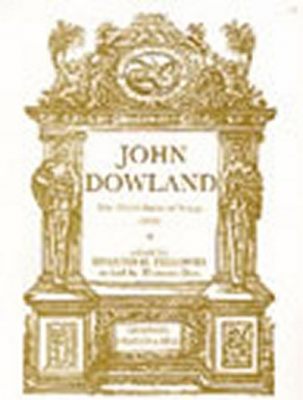 Dowland John : The Third Booke of Songs (1603)