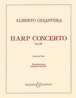 Harp Concerto Op. 25