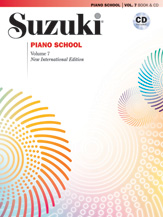 Piano School New International Edition Piano Book And, Vol.7