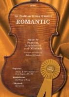 1St Position String Quartet: Romantic
