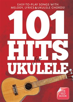 101 Hits For Ukulele Red Book