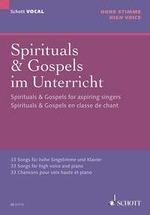 Spiritual And Gospel For Aspiring Singers