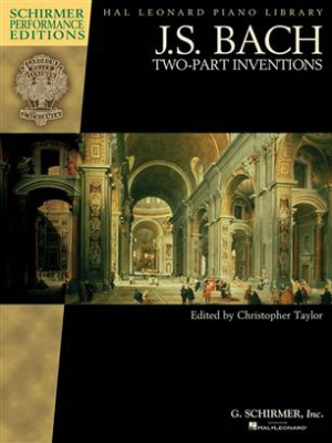 Two Part Inventions (Schirmer Performance Editions)
