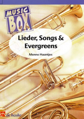 Lieder Songs And Evergreens - M Haantjes