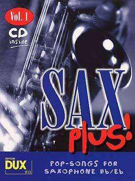 Sax plus ! Vol. 1