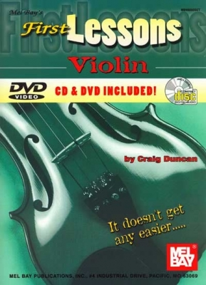 Duncan Craig : First Lessons Violin