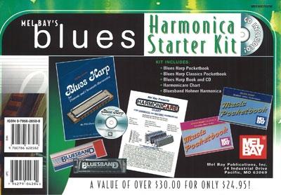 Duncan Phil : Blues Harmonica Starter Kit