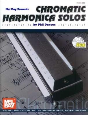 Duncan Phil : Chromatic Harmonica Solos