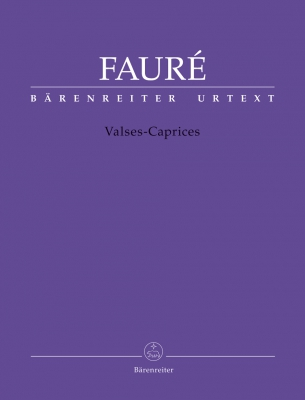 Fauré Gabriel : Valses-Caprices