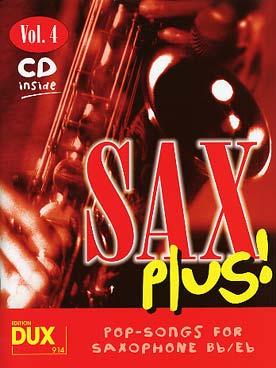 Sax plus ! Vol. 4