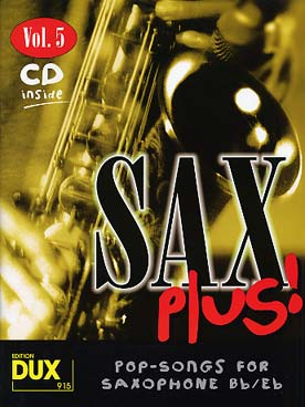 Sax plus ! Vol. 5