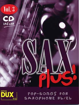 Sax plus ! Vol. 3