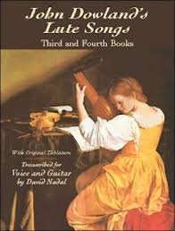 Dowland John : DOWLAND'S LUTE SONGS