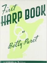 Paret Betty First Harp Book
