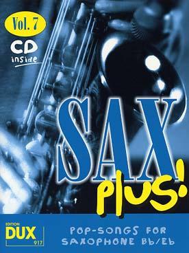 Sax plus ! Vol. 7